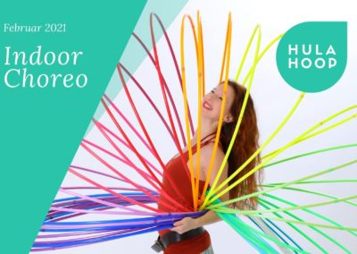 Hula Hoop: Indoor Flow (Teil 2)