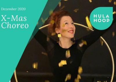 Hula Hoop: Christmas-Choreo