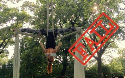 Sicheres Outdoor-Training: Ein Baum ist kein Aerial Rig (Teil 2)